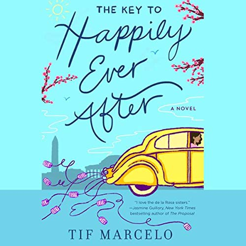 The Key to Happily Ever After audiobook cover art