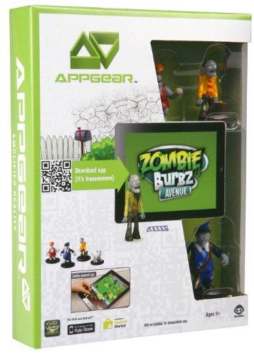 Wow Wee-App Gear - 0 122 - Jeu Électronique - App Gear - Zombie Burbz - avenue