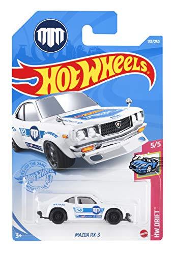 Hot Wheels Mazda RX-3 HCM40 Basic Car
