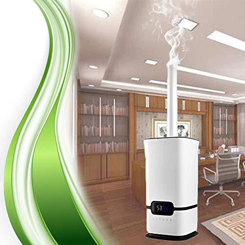 Duschkopf Großer Kapazität Industrie-Luftbefeuchter Kommerzielle Ultraschall Nebelbefeuchter Mit Verstellbar Für Gemüse Und Obst Luftbefeuchtung