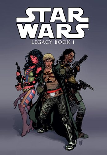 Star Wars: Legacy Volume 1