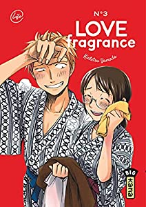 Love Fragrance Edition simple Tome 3
