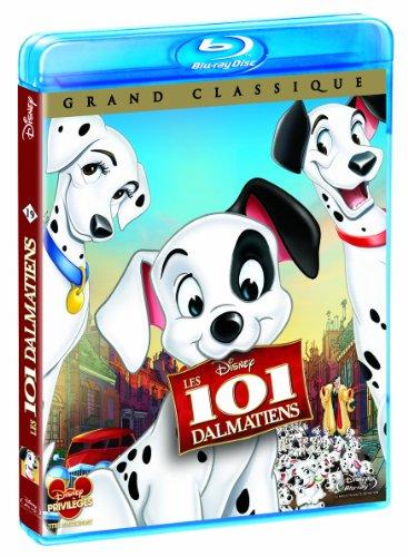 Les 101 dalmatiens [Blu-Ray]