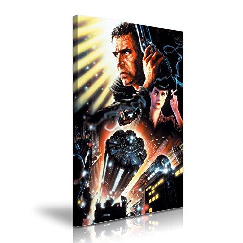 Blade Runner Póster de la película lienzo pared Art imagen impresión 50x 76cm