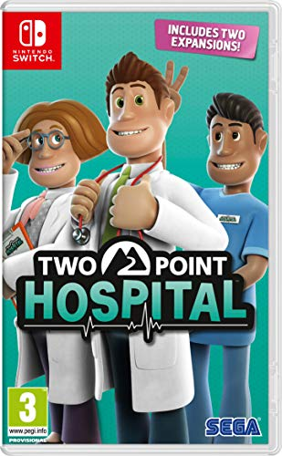 Two Point Hospital (Nintendo Switch
