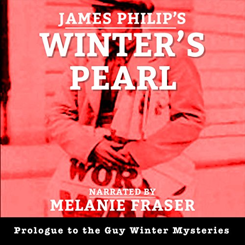 Winter's Pearl audiobook cover art