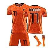 camiseta futbol, camiseta futbol niño,Camiseta de Holanda,camiseta de fútbol retro de Inglaterra , camiseta de fútbol local 2021, camiseta de fútbol n. ° 11, camiseta de niños adultos con calcetines