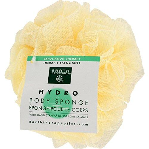 Earth Therapeutics Natural Bath Blossom Sponge by Earth Therapeutics (English Manual)