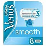 Venus Smooth Ersatzklingen x8 -