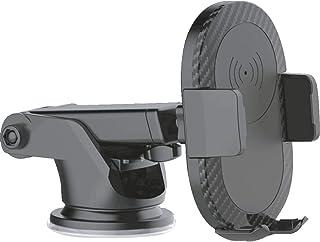 Carregador Celular Veicular Wireless C/Suporte Usb 5v-2a, Elgin, 46RCSFCAR000