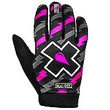 Muc Off Bolt MTB, Medium-Premium, Handmade Slip-On Gloves Fo