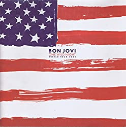 [コンサートパンフレット]BON JOVI ONE WILD NIGHT WORLD TOUR 2001[2001年12月21日LIVE TOUR]