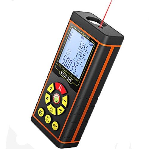 Preisvergleich Produktbild Tutoy Vchon Hohe Präzision 40M / 60M / 80M / 100M Range Finder Entfernungsmesser Maßband Messsucher-60M