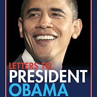 Letters to President Obama cover art