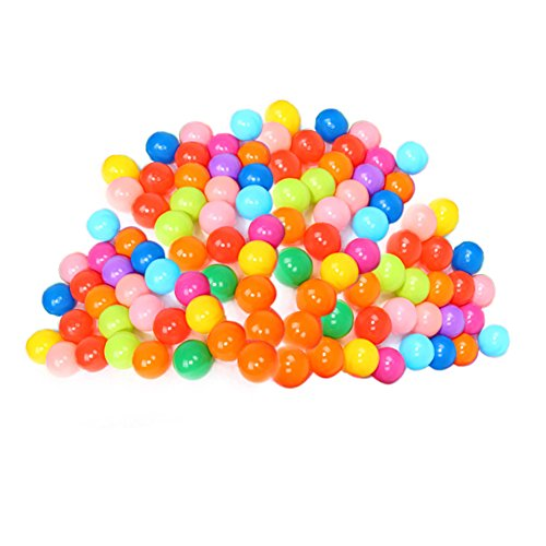 Domybest 100pcs Palline Colorate Morbide di...