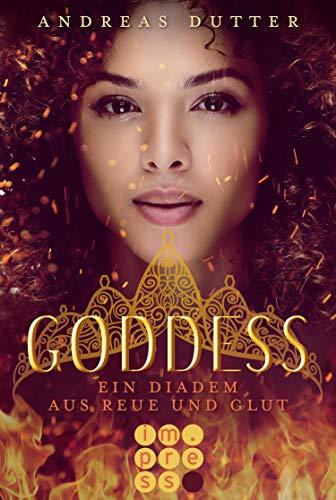 Goddess 1: Ein Diadem aus Reue und Glut: Fantasy-Liebesroman um die exotische Mythologie hawaiianischer Götter