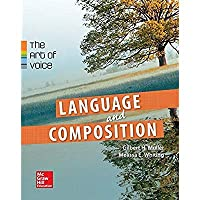Muller Language & Composition: The Art of Voice ? 2014 1e (AP Edition) Student Edition (A/P ENGLISH LITERATURE)【洋書】 [並行輸入品]