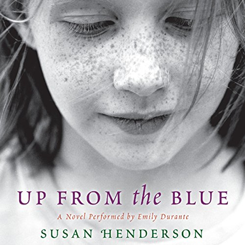 Up from the Blue audiobook cover art
