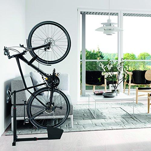 EASYmaxx Hinterradständer Fahrradständer für Wohnung und Keller aus Stahl - 5