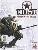 Fantasy Flight Games Dust Warfare Core Book