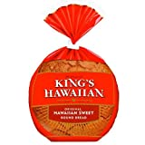 King's Hawaiian Original Hawaiian Sweet Round Bread (12 bags per case)