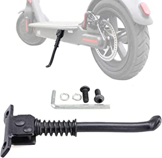Scooter Kickstand for Xiaomi Mijia M365 Electric Scooter, Parking Stand Foot Support Replacement Part Kick Stand Aluminum Alloy Universal Repair Parts