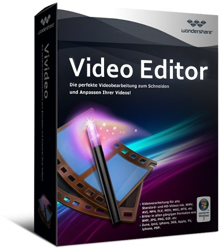 Video Editor Win Vollversion (Product Keycard ohne Datenträger)