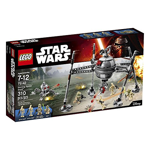 LEGO Star Wars 75142 - Homing Spider Droid