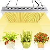 2400W Lampada per Piante Coltivazione Indoor Led Grow Light Full Spectrum, Lampada Piante ...