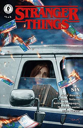 Stranger Things: SIX #1 (English Edition)