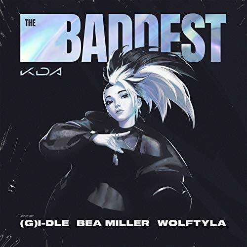 K/DA, (G)I-DLE & Wolftyla feat. Bea Miller & League of Legends