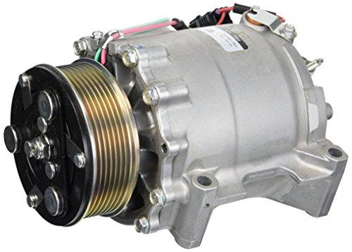 Denso 471-7055 A/C Compressor , White
