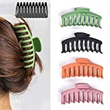 Haarklammer 14 Stück, Haarspangen Damen Hair Clips Haarschmuck, haarspange 4 Stück 11cm, 10 Stück...