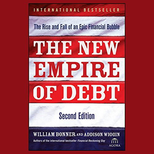The New Empire of Debt audiobook cover art