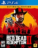 Red Dead Redemption 2 Ultimate Edition- PlayStation 4