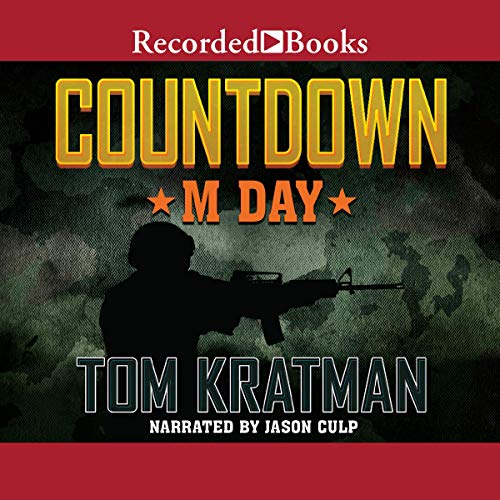 M Day audiobook cover art