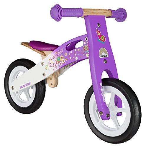 Bikestar Vélo Draisienne Enfants en Bois pour Garcons et Filles DE 2-3 Ans Vélo sans pédales...