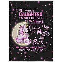 「私はあなたを月に戻して愛しています」5DDIYダイヤモンド絵画フルドリル刺繡ダイヤモンドモザイクアート漫画ピンクユニコーンギフト
