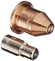Hobart 770723 Tips and Electrodes for Air Force 250ci and Air Force 500i Plasma Cutter Torches