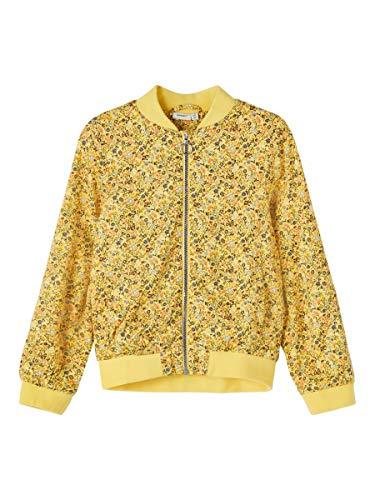 NAME IT Nkfbashion Bomber Jacket Chaqueta Varsity para Niñas