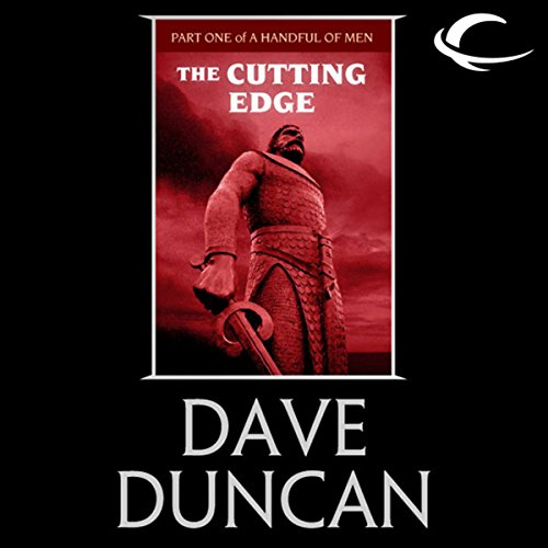 The Cutting Edge audiobook cover art