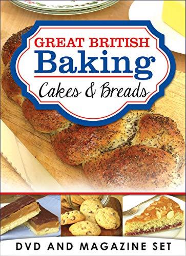 Great British Baking - Cakes & Bread DVD & Magazine Set