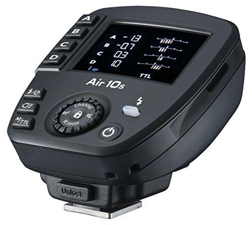 Nissin Commander Air 10S Mando a Distancia para cámara Nikon Negro