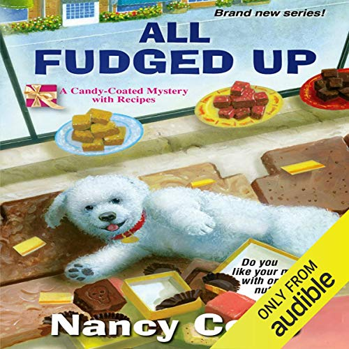 All Fudged Up audiobook cover art