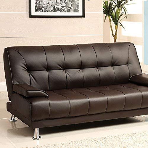 247SHOPATHOME futon-sets, Twin, Brown