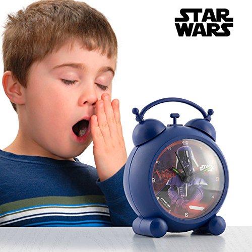 Reveil Star Wars Bleu