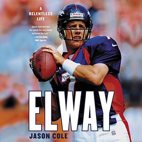 Elway Audiobook By Jason Cole cover art