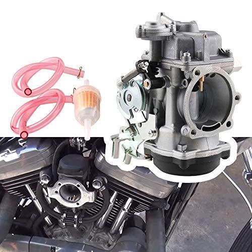 Naliovker CV 40Mm Carburador de Motocicleta Carb para Sportster 883 1200 Electra...