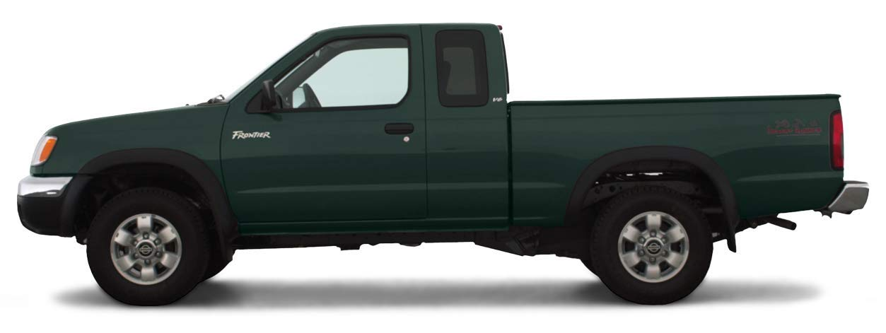 ... 2000 Nissan Frontier XE, 00.5 King Cab 4-Cylinder Automatic Transmission ...