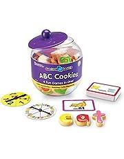 Learning Resources LER1183 gry na plasterki – ciastka ABC